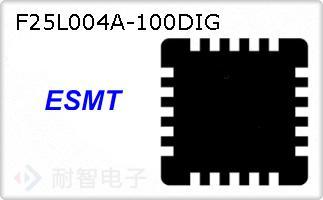 F25L004A-100DIG