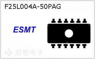F25L004A-50PAG