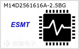M14D2561616A-2.5BG
