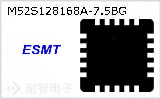 M52S128168A-7.5BG