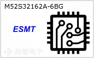M52S32162A-6BG的图片