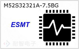 M52S32321A-7.5BG